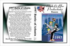 1997 Battle of Atlanta Karate Tournament April DVD 2 hours long
