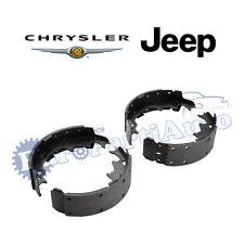 Ganasce freno post Chrysler Voyager Jeep Cherokee Wrangler. Cod: 05056 = 4423606