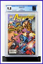 Avengers #v2 #1 CGC Graded 9.8 Marvel 1996 1st Spectacular Issue Comic Book