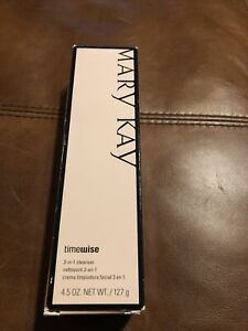 NEW Mary Kay TimeWise 3-in-1 Cleanser Normal to Dry Skin - 4.5 fl oz