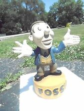 """MIB 12"""" Fossil Watch Statue Advertising Store Display  S15 LIMITED EDITION"""