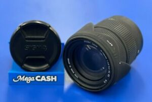 Sigma 18-200mm f/3.5-6.3 DC OS Camera Lens - For Canon