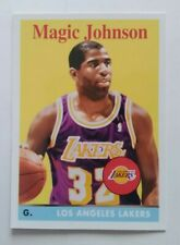 MAGIC JOHNSON basketball cards LAKERS pick from a list FREE SHIPPING pwe