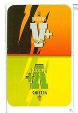 "Single Playing Card Soda Pop ""Veltins Cola/Lemon"""