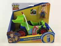 Toy Story Imaginext Woody and RC Toy Figures Disney Fisher Price 2018 Sealed