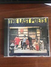 LAST POETS - Self-Titled (2002) - CD - Explicit Lyrics Original Recording