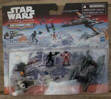 Star Wars The Force Awakens Micro Machines Deluxe Vehicle Pack Galactic Showdown