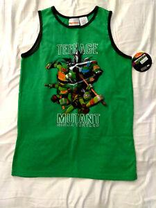 Teenage Mutant Ninja Turtle  Shirt Boys XL