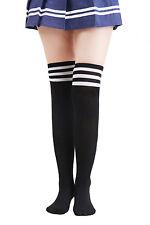 Harajuku Japan Anime Cosplay Stocking Thigh-Highs Pantyhose School Uniform Socks