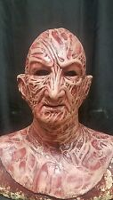 """Freddy Silicone Mask """"VS. Inferno""""  krueger WFX Special offer!"""