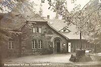 11278 AK Bergwirtschaft Czorneboh b. Cunewalde 1930