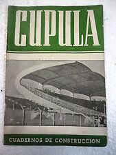 Revista Cupula num.1,Construccion,Decoracion,Arquitectura