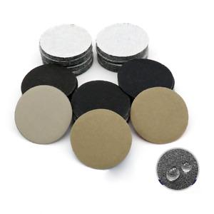 "2"" Inch 50mm Wet And Dry Sandpaper Sanding Disc Hook & Loop P60-P10000 Polishing"