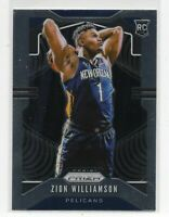 2019-20 Zion Williamson Panini Prizm Rookie RC #248 MINT DEAD CENTERED *PSA10 ?*