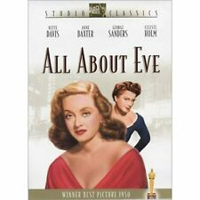 All About Eve [1950] (Dvd, 2002, Full Screen) New