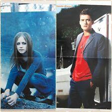 Orlando Bloom & Avril Lavigne Poster Sammlung