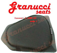 Kawasaki Z1000 SX Gel pad for seat Cuscino Comfort Gel per sella anteriore