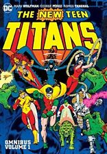 New Teen Titans Vol. 1 Omnibus (New Edition) by Marv Wolfman Hardcover