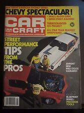 Car Craft Magazine May 1979 Street Performance Tips from Pros Jenkins Camaro AU