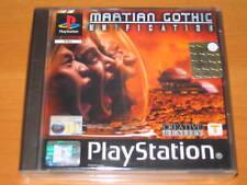 MARTIAN GOTHIC UNIFICATION GIOCO OTTIMO USATO PS PS2 IT