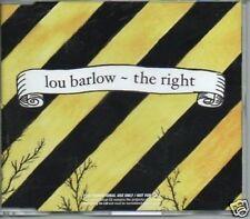 (200T) Lou Barlow, The Right - DJ CD