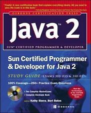 Sun Certified Programmer & Developer for Java 2 Study Guide (Exam-ExLibrary