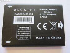 100% Original Alcatel CAB30B4000C1 Battery For OT-255 OT-383A OT-600A OT-206