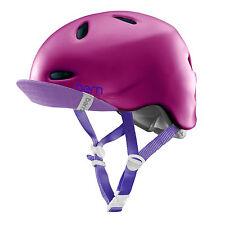 Bern Women's Berkeley Bike Zip Mold Helmet Matte Fuchsia Vw3mfuv Medium Large