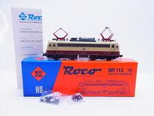 LOT 59952   Roco H0 04138S E-Lok BR 112 der DB in OVP