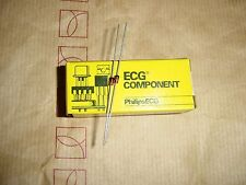 ECG140A 10VOLT 1WATT ZENER DIODES NTE140A 2/PKG