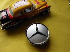 Mercedes Benz Silver/Chrome Center Cap # 004