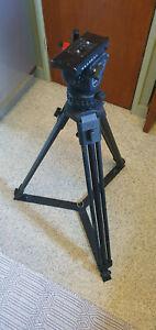 Sachtler DV4 Camera Tripod used