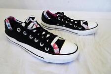 Converse All Star Baja altura Sneaker Negro Doble Shell UK 6/39 023 euros y
