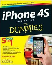 iPhone 4S All-in-One For Dummies-