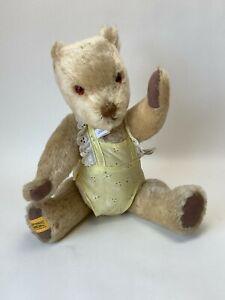 "Vintage Merrythought Limited Edition 2/1000 Bear ""Sunshine""  14""  SIGNED"