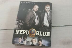 NYPD Blue Complete 1st First Season 1 One Brand New Sealed DVD Set Sipowicz
