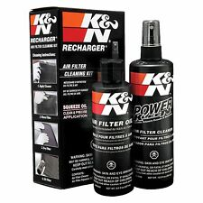 K&N Filter Care Service & Oil Recharger Kit - 99-5050 - Squeeze Version