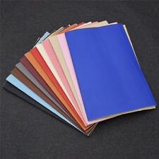 A4 Patch Sticker Synthetic Leather Fabric Material DIY Craft Accessories 29x21cm