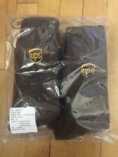 Ups socks 6 pairs crew length brand new size S 5-8