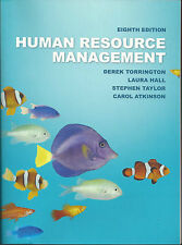 Human Resource Management, D Torrington, L Hall, S Taylor, C Atkinson (2011 8ed)