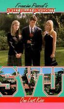 One Last Kiss (Sweet Valley University(R))