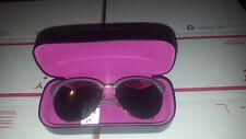 NEW Diane Von Furstenberg Women's Sunglasses - with Case - Purple Lens - NWT