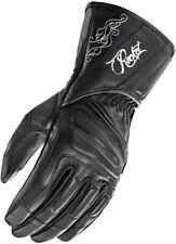 Joe Rocket Pro Street Women's Leather Glove Motorcycle Street Bike