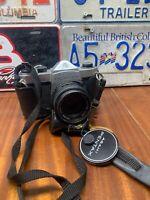Pentax Spotmatic SP1000 35mm SLR Film Camera with 55mm f2 lens