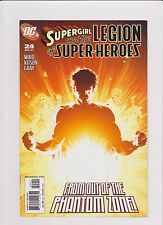 DC Comics! Supergirl and the Legion of Super-Heroes! Issue 24!