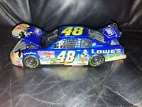 2002 Jimmie Johnson #48 Lowe's Looney Tunes 400 Rematch Racing Champions