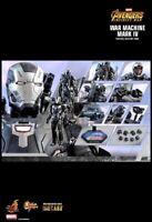 Hot Toys AVENGERS: INFINITY WAR WAR MACHINE MARK IV 1/6TH SCALE MMS499D26