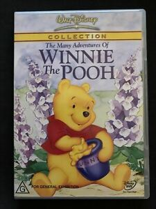 The Many Adventures Of Winnie The Pooh (DVD, 2002)