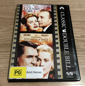 The Country Girl / To Catch A Thief (-2 Disc Set DVD) Region 4