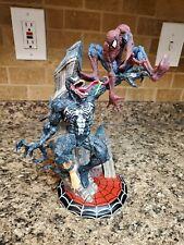 Kotobukiya Spider-man vs Venom Statue RARE